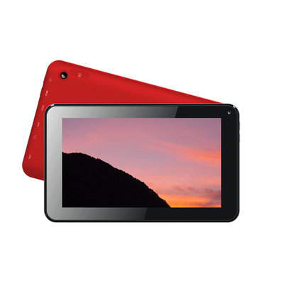 Rje Trade International, Inc. SUPERSONIC RED SC-2074JBR 7IN ANDROID 4.2 TOUCHSCREEN TABLET