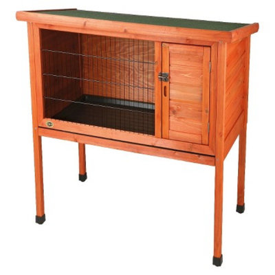 Trixie One Story Rabbit Hutch - Large