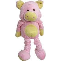 FouFou Dog Slinky Toy, Pig