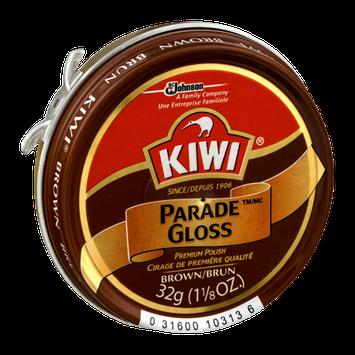 Kiwi Parade Gloss Brown