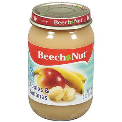 Beech-Nut® Stage 3 Apples & Bananas