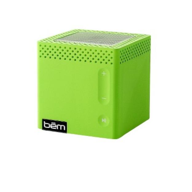 Bem Wireless bÄ m Wireless Mobile Speaker - Green