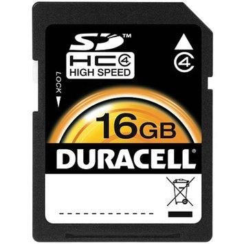 Duracell Secure Digital HC Class 4 16GB