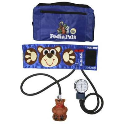 PediaPals Pedia Pals Benjamin Bear Blood Pressure Kit - Child Size