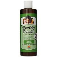 Earthly Delight Herbal Shampoo, 16 Ounce