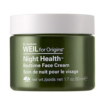 Dr. Andrew Weil for Origins Night Health Bedtime Face Cream
