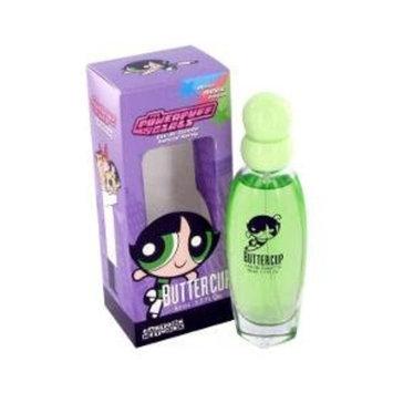 Powerpuff Girls Buttercup By Warner Bros For Women. Eau De Toilette Spray 1.7 Ounces