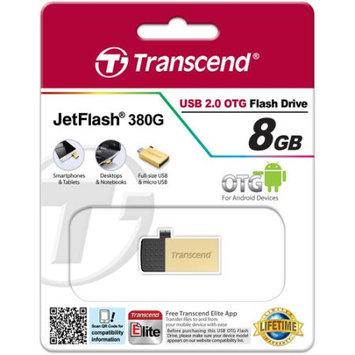 Transcend 8GB JetFlash 380G USB 2.0 Flash Drive