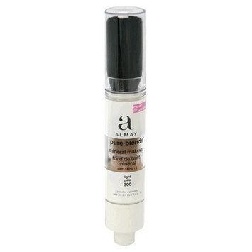 Almay Pure Blends Mineral Makeup Powder SPF 15, Light 300 - 2.8 g Makeup Powder