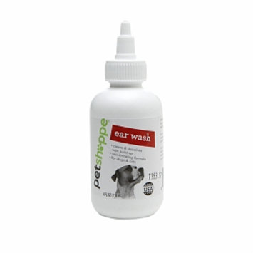 Pet Shoppe Ear Wash, 4 oz