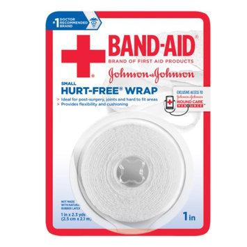 Band-Aid Hurt Free Wrap, Small, 1 ea