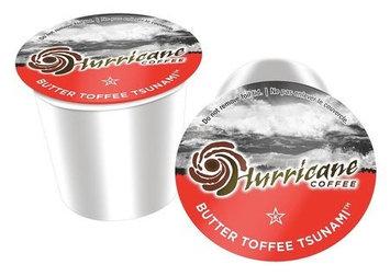 Hurricane Coffee Coffee (Butter Toffee Tsunami, 1 Cup) [PK/24]. Model: SNHU1205