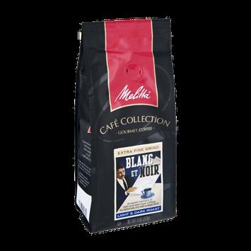 Melitta Cafe Collection Blanc Et Noir Light & Dark Roast Coffee