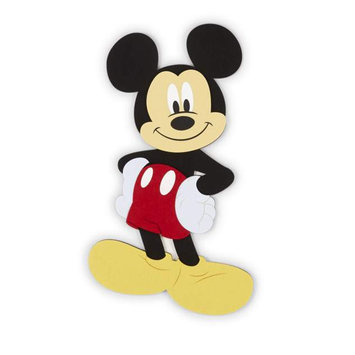Crown Crafts Infant Products, Inc. Wall Hanging - Mickey Mouse