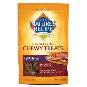 Nature's RecipeA Oven Baked Chewy Dog Treat