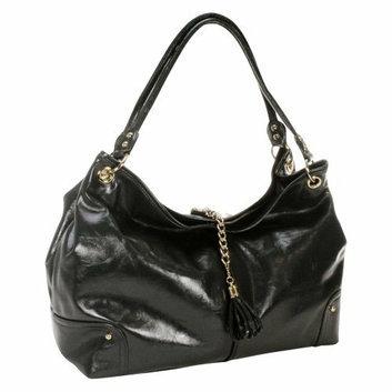 Amy Michelle Magnolia Go Bebe Diaper Bag - Black