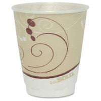 Solo Inc. Foam Cups Solo Design Trophy Foam Hot/Cold Drink Cups, 8 oz.