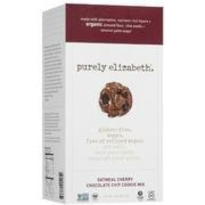 purely elizabeth Oatmeal Cherry Chocolate Chip Cookie Mix-16 oz