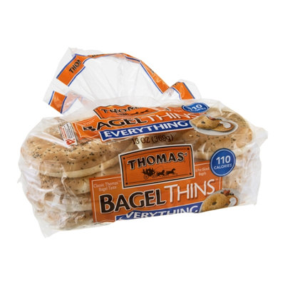 Thomas' Bagel Thins Everything - 8 CT