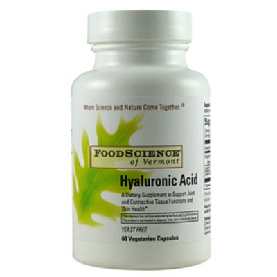 FoodScience of Vermont Hyaluronic Acid