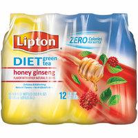 Lipton Iced Tea Lipton Diet Honey Ginseng Green Tea