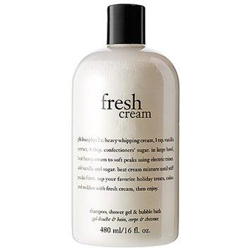 Philosophy philosophy fresh cream shower gel, 16 oz