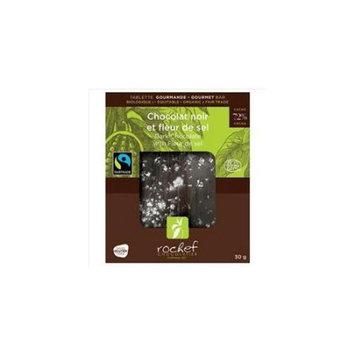 Rochef USA30DFL 30g Dark 72 Percent Chocolate And Fleur De Sel Case - 12