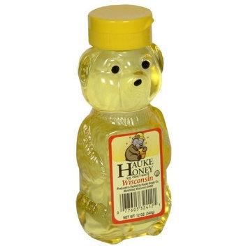 Hauke Honey Bear, 12-Ounce (Pack of 4)