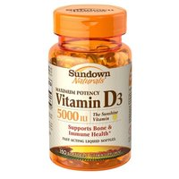 Sundown Naturals Vitamin D