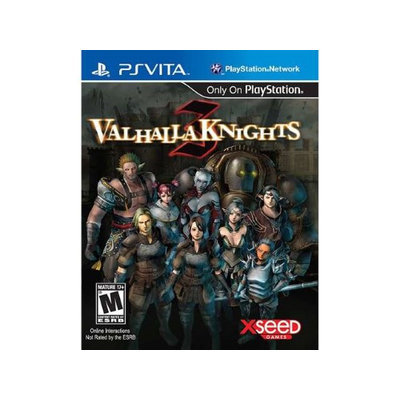 Xseed Gaming Valhalla Knights 3 PS Vita XSEED Games