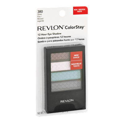 Revlon ColorStay 380 Silver Fox 12 Hour Eye Shadow