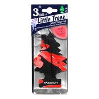 Little Trees Air Freshener - Passion, 3 pk