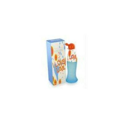 Moschino I Love Love by  Eau De Toilette Spray 3. 4 oz