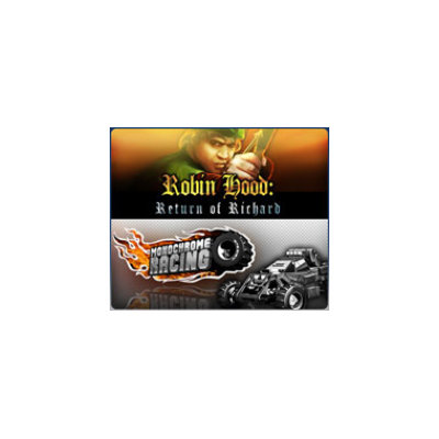 Nordcurrent UAB ROBIN HOOD & Monochrome Racing Bundle DLC