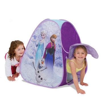 Playhut Girls Hideaway Play Tent - Disney - Frozen