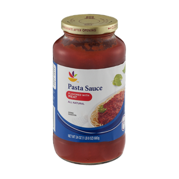 Ahold Pasta Sauce Meat
