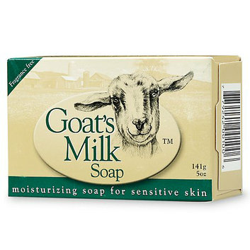 Canus Goat's Milk Bar Soap Fragrance Free