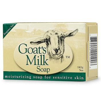 Canus Goat's Milk Bar Soap Fragrance Free