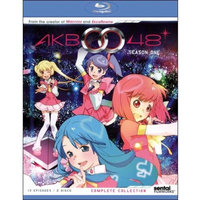AKB0048: Season One Complete Collection (Blu-ray) (Widescreen)