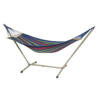 Byer Manufacturing Aruba Hammock and Stand Set - Blue