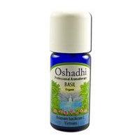 Oshadhi - Essential Oil, Basil Sweet, 10 ml