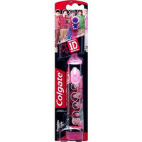 1D One Direction Band Colgate Battery Powered Toothbrush (soft)