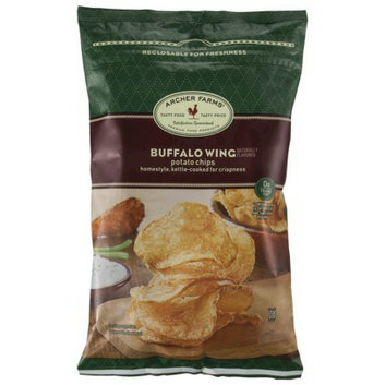 Archer Farms Buffalo Wing Kettle Chips 8oz