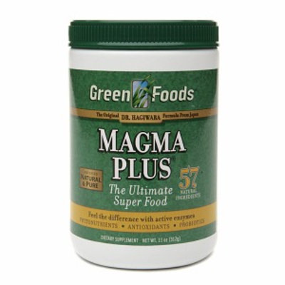Green Foods Magma Plus The Ultimate Super Food