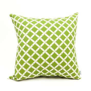 Majestic Home Goods Sage Large Pillow