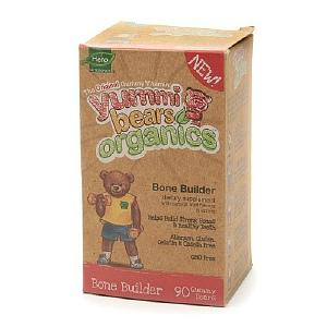 Yummi Bears Bone Builder Gummy Bears