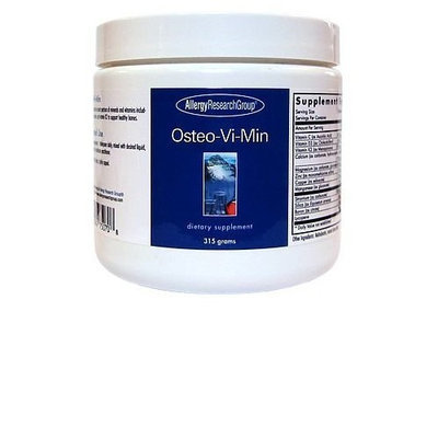 Allergy Research Group -Osteo-Vi-Min (powder) 315 gms