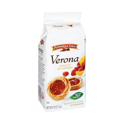 Pepperidge Farm Verona Apricot Raspberry Cookies
