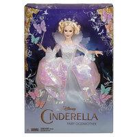 Mattel Disney Cinderella Character Doll - Fairy Godmother