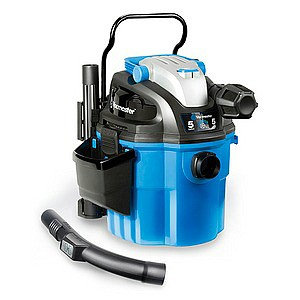 Vacmaster 5 Gallon 5 Horsepower Wall Mount Vacuum